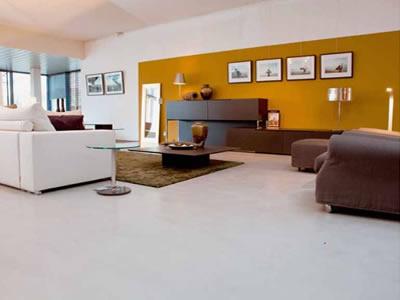 Decorative Cement Flooring PANDOMO