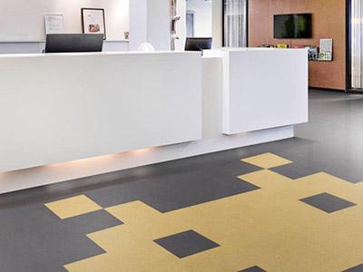 HOVI Quartz Vinyl Tiles.
