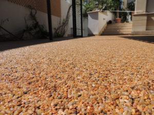 stone carpet Larnaca cyprus