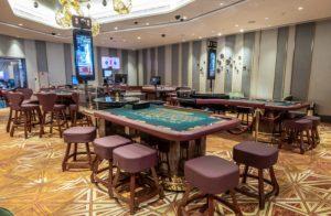Nicosia Casino carpet